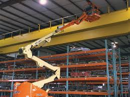 JLG Boom Lift Sold By Above All Equipment Sales