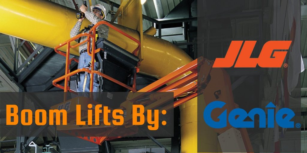 Above All Equipment Boom Lift Specs, Boom Lifts By JLG and Genie