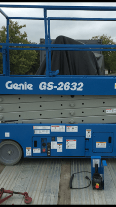 Genie GS-2632   Above All