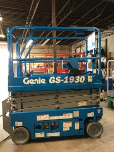 Genie GS-1930   Above All