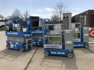 Genie Scissor Lifts For Sale