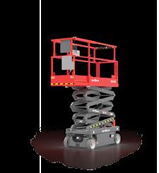 Scissor Lift Platform Extensions