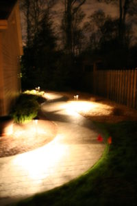 Baron Landscaping - Your Outdoor Lighting Contractor