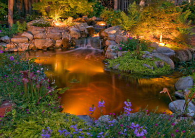 Cleveland Pond And Waterfall Contractor – Baron Landscaping