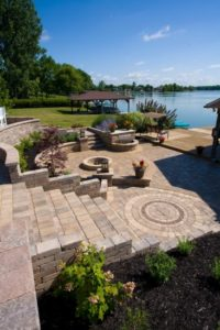 Paver patio Contractor - Baron Landscaping