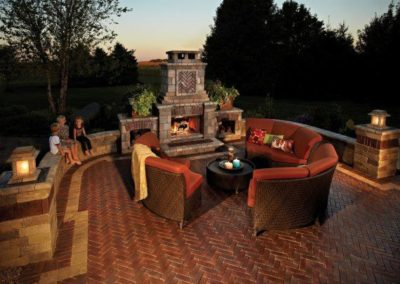 Hunting Valley, Ohio – Outdoor Living Space