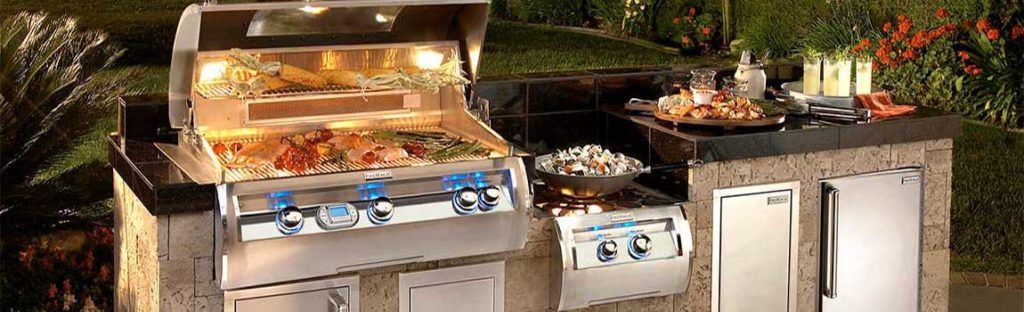 Fire Magic Grill - Outdoor Kitchen