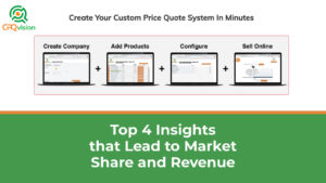 Top 4 Insights that Lead to Market Share and Revenue