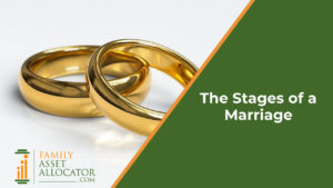 The Stages of a Marriage