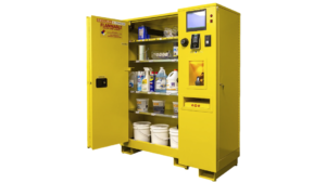 OSHA-Rated Automated Flammable Cabinet