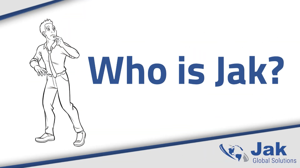 Who is Jak? Vending and Inventory Management
