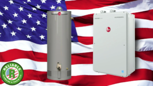 Water heaters: replace or repair?