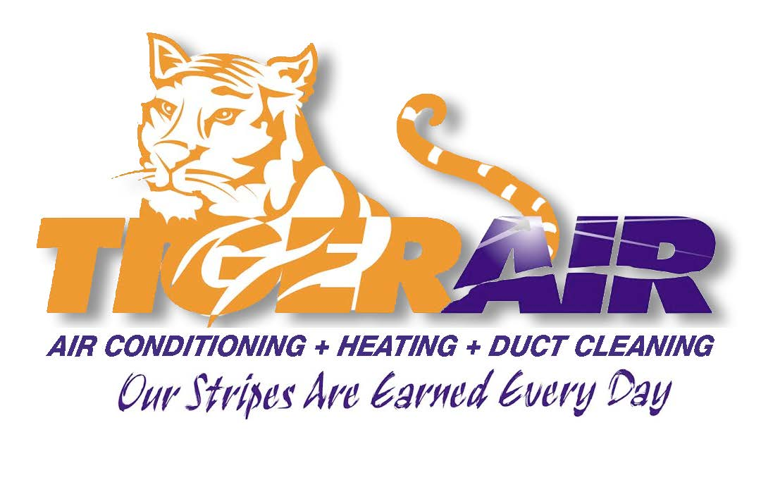 Tiger Logo Duct